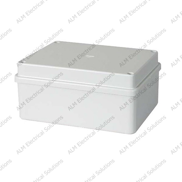 Universal Junction Box Protected to IP56 - 100 x 100 x 50mm