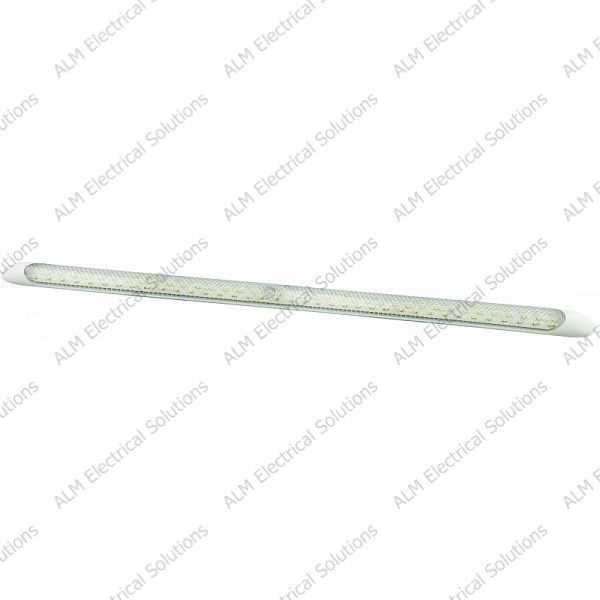 12V Interior Strip Lamp With Switch – 121 LED – Clear