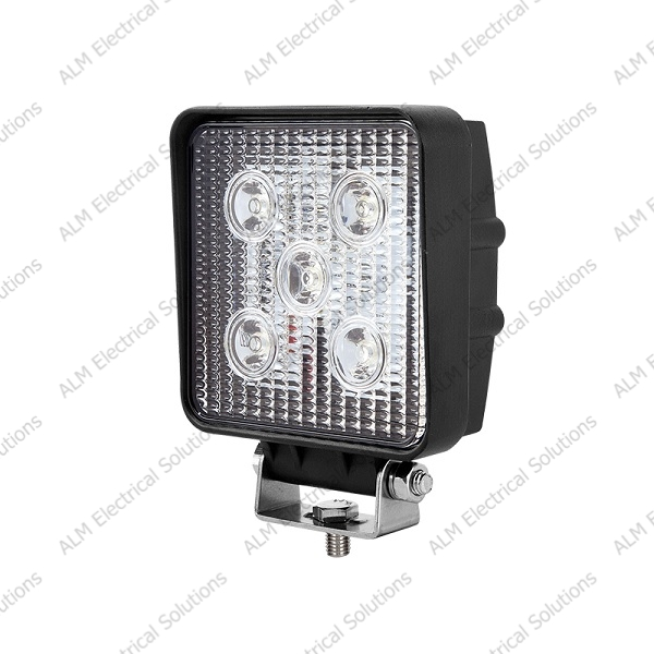 12/24V LED Work Light - Flood/Spot Lamp 1200 Lumens IP67