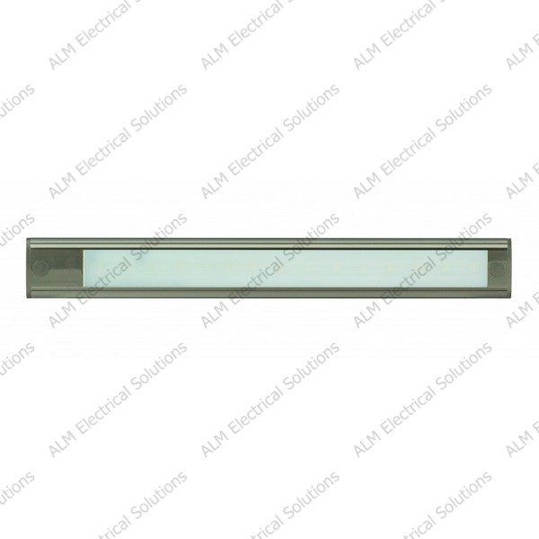 12V - 310Mm Interior Strip Lamp (Direct Current Only) - Grey