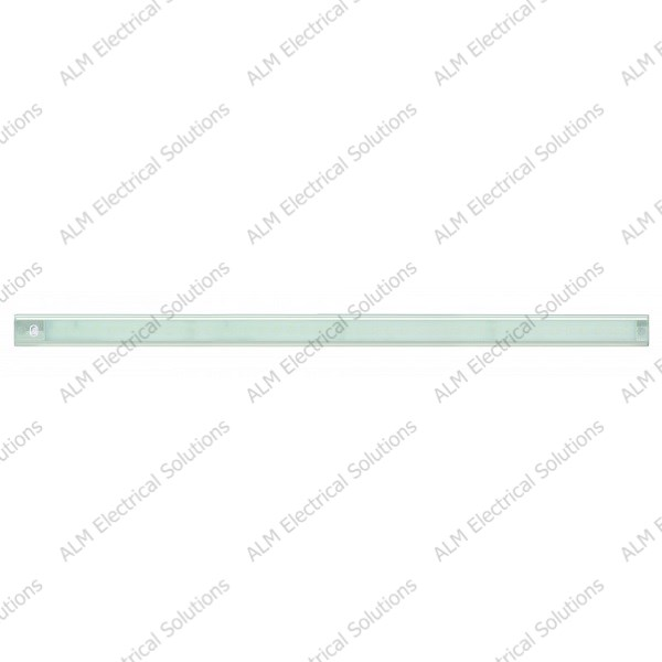 12V - 770Mm Interior Strip Lamp W/ Touch Switch - Silver