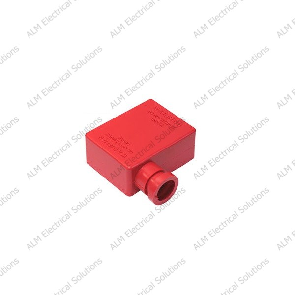 VTE 900 Series Red Tapered Battery Terminal Insulators