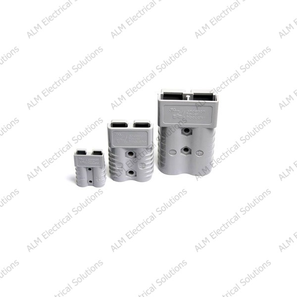 Anderson Power Connectors - Suitable For Up To 16mm² - Grey