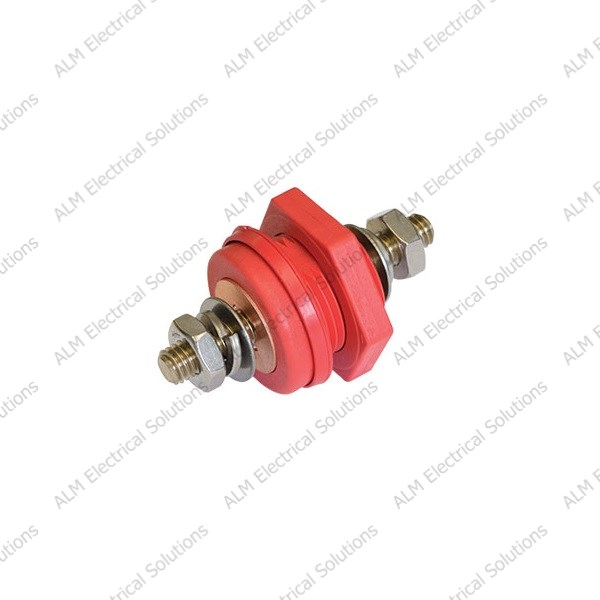 Red Copper Core Power Bushings - 440 Amp - Weather Proof Option