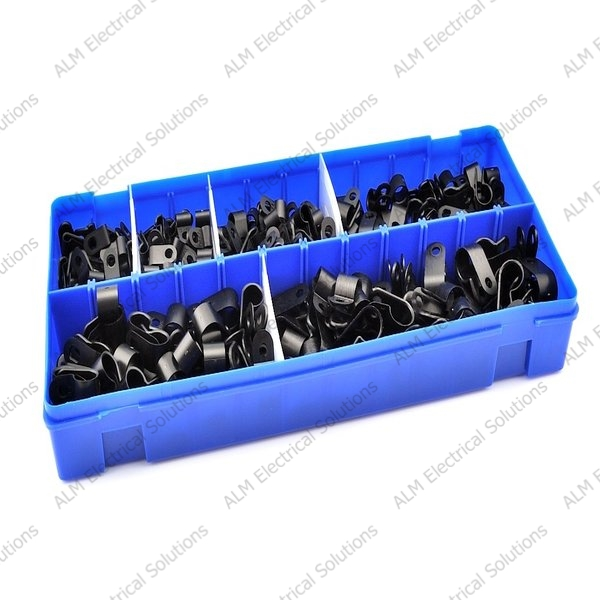 P Clip Assortment Kit