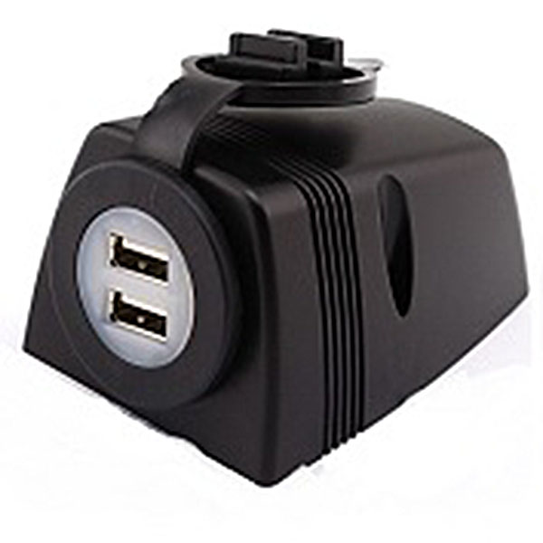 USB194SM - Surface Mount Dual USB Power/Charging Socket 5v 2.1A