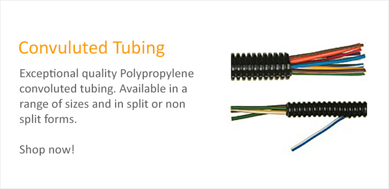 Convuluted Tubing
