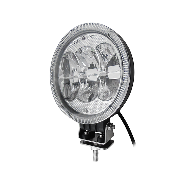 Round LED Driving Lamps