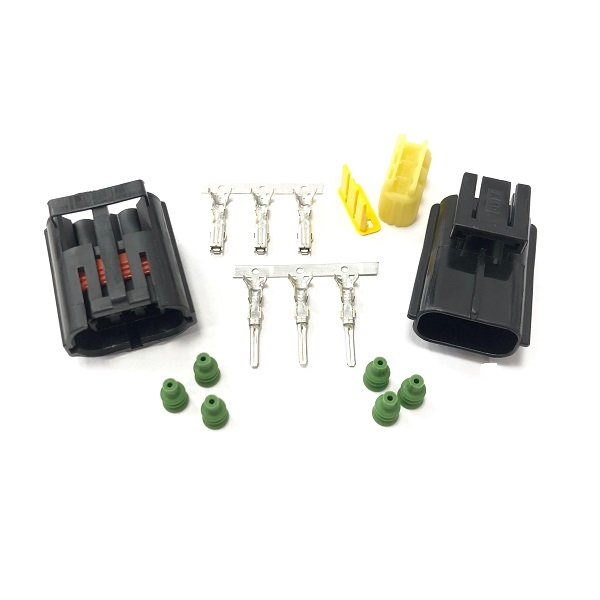 Econoseal 3 Way Connector Kit With Seals & Terminals