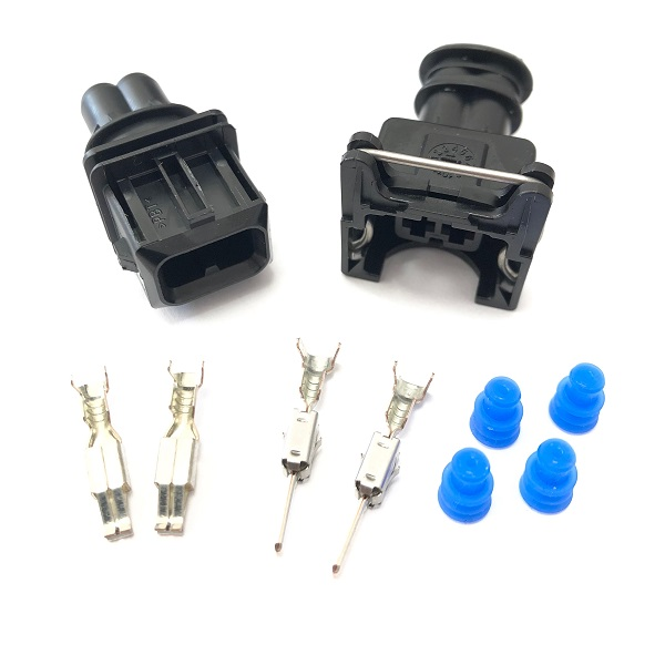 High Quality Waterproof Angled Cover for 2 Way Junior Power Timer Connectors