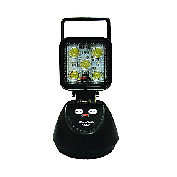 0-541-30 - Rechargeable LED Worklamp - Magnetic Base & USB Out