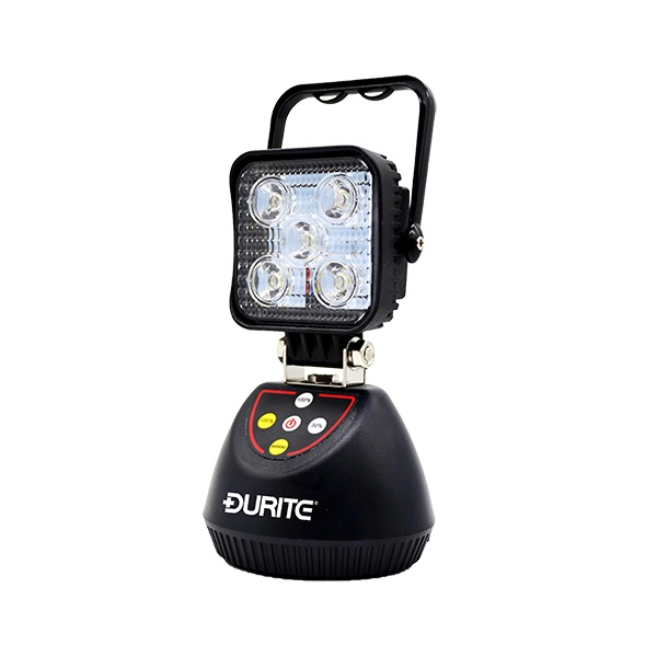 Rechargeable LED Worklamp - Magnetic Base & USB