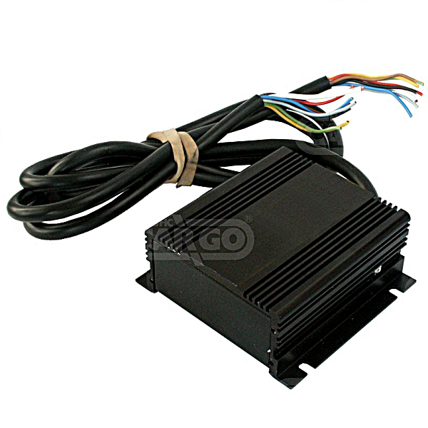 160502 - 24-12v 7 Way Voltage Dropper For Towing Lamps