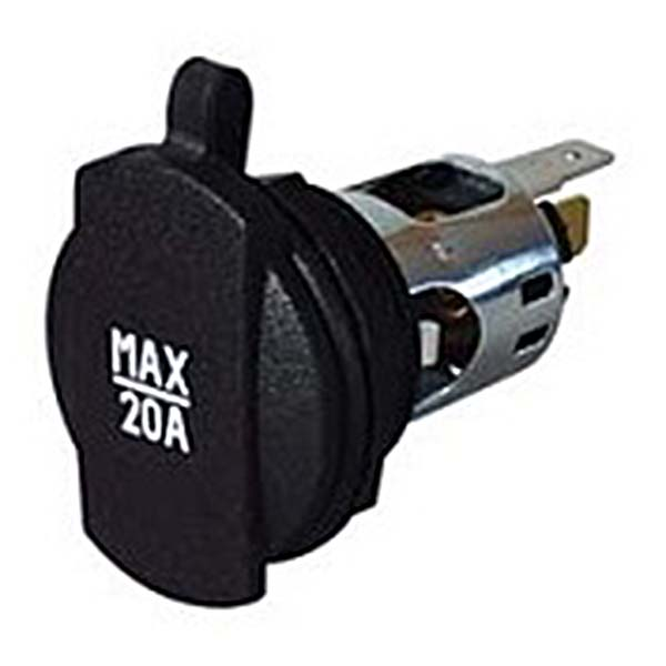 AS001 - 20A Accessory / Cigar Power Socket