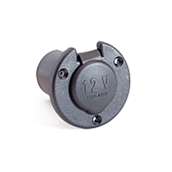 AS1216 - 12V Panel Mount Accessory Power Socket 16A