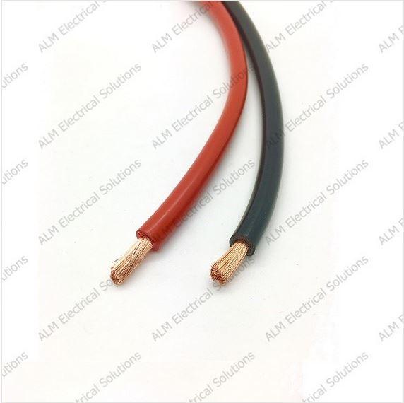 Extra Flexible 16mm² Battery Cable - 110 Amp
