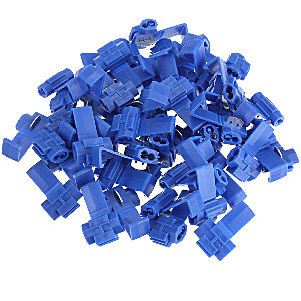 BSL - Blue Scotchlock Type Self Stripping Connector - 1.5-2.5mm