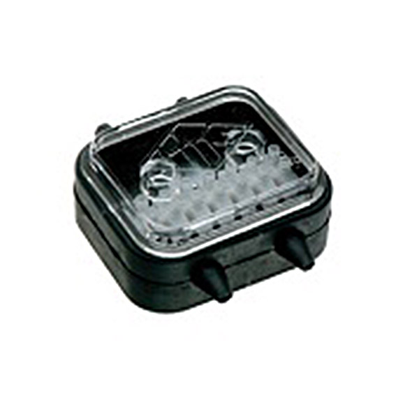 JB8 - 8 Way Britax Waterproof Junction Box