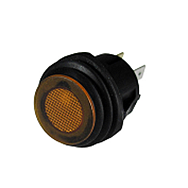 K481X - Push On/Off Switch With Splashproof Seal