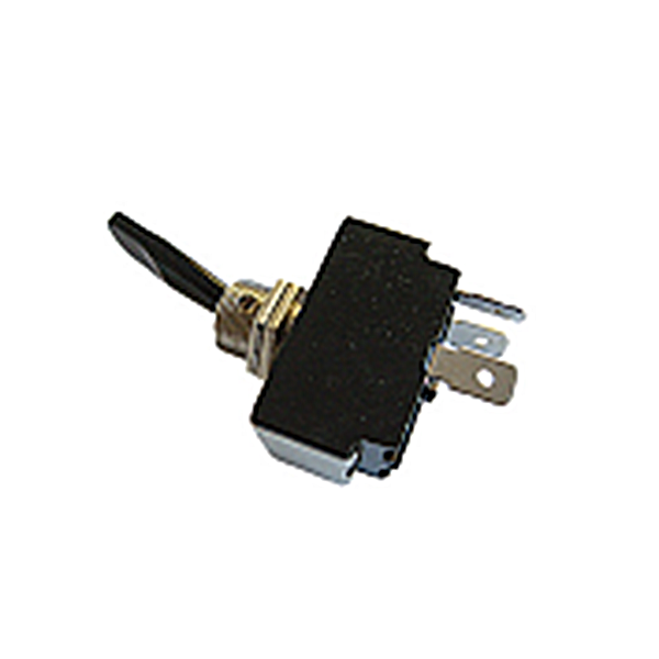 K875 - Double Pole On/Off Toggle Switch 25A 12V