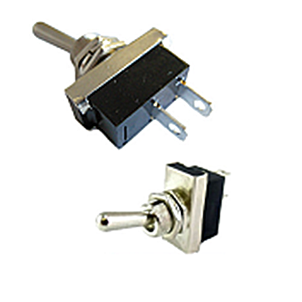 K895 - Heavy Duty On/Off Toggle Switch 12v 25A