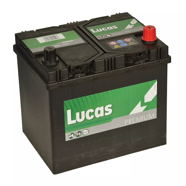 Lucas Premium LP005L Car Battery