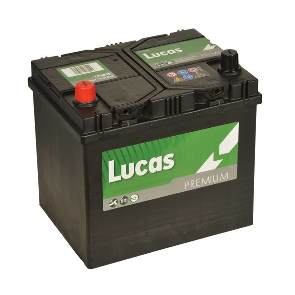 Lucas Premium LP005R Car Battery