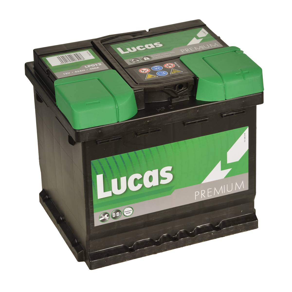 Lucas Premium LP012 Car Battery