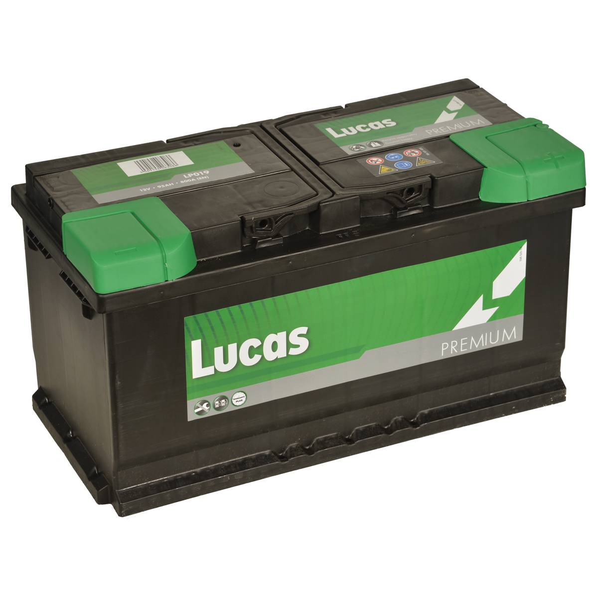 Lucas Premium LP019 Car Battery
