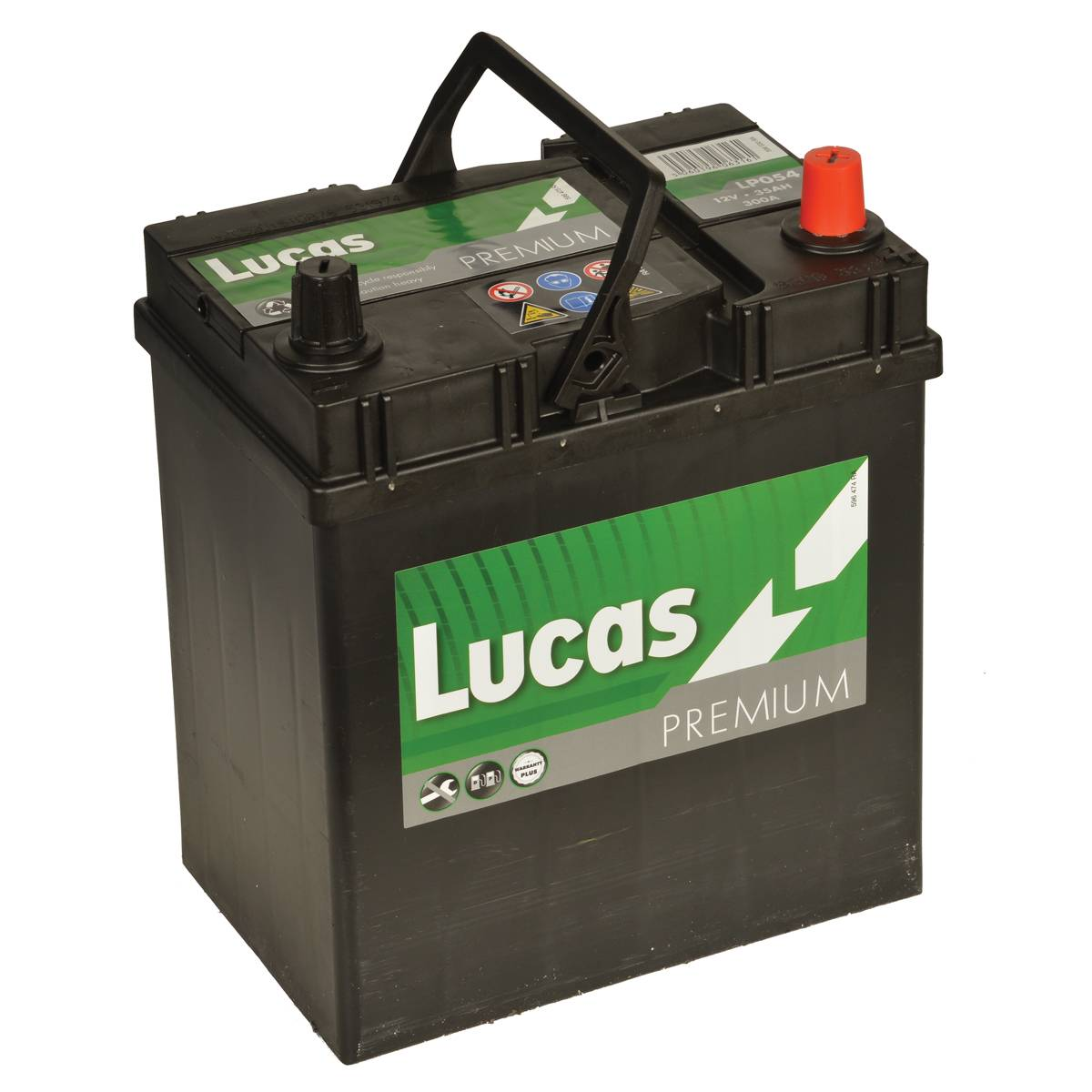 Lucas Premium LP054 Car Battery