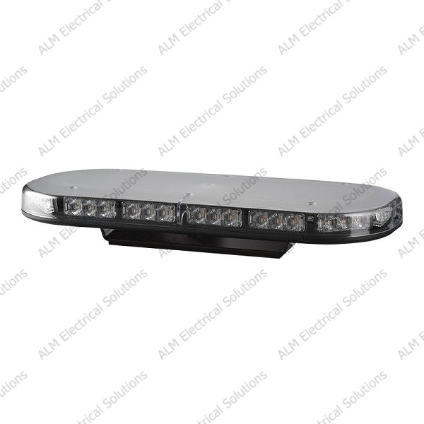 Mini 380mm LED Lightbar - Single Bolt Mount - R10