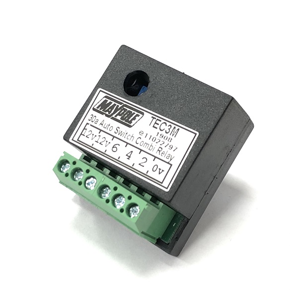 MP2883 - 30A Automatic Dual Split Charge Relay