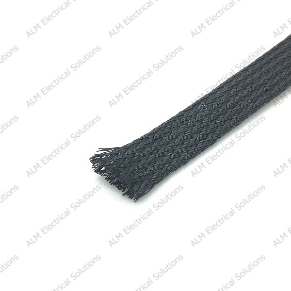 Nylon Braided Cable Sleeving 3mm