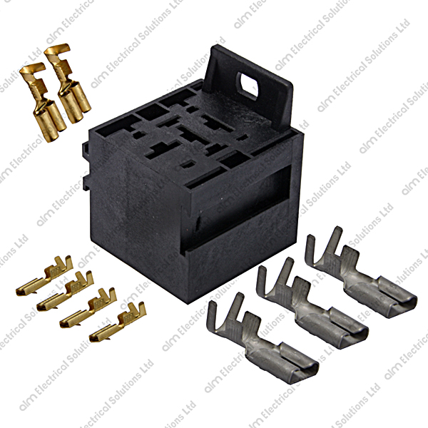 0-729-4 - Heavy Duty Relay Base & Terminal Kit