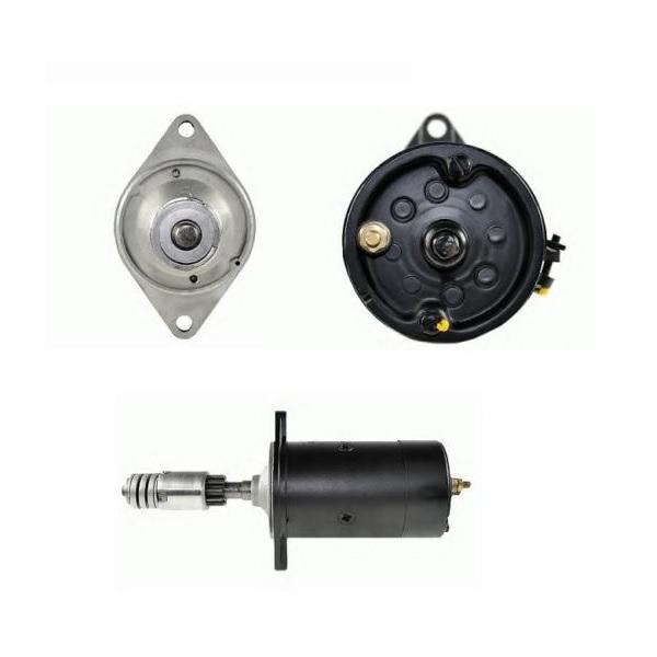 Lucas LRS00101 Equivalent Inertia Starter Motor - M35J Austin Lucas