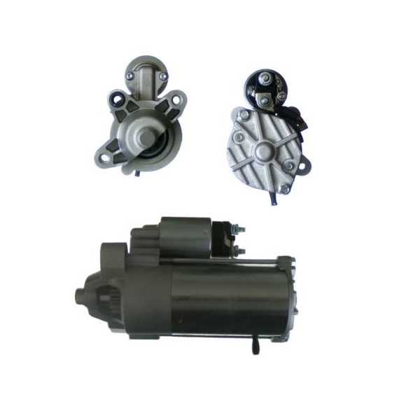 Ford 2.0 TDCi Starter Motor - Fits Mondeo, C-Max, S-Max, Focus