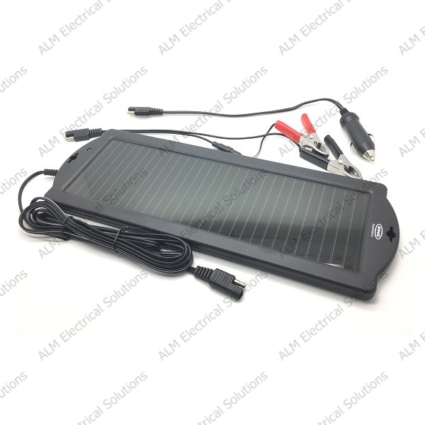 Ring Automotive Solar Power Battery Charger