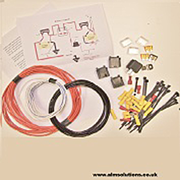 SPKIT1 - Basic Split Charge System - Complete Kit
