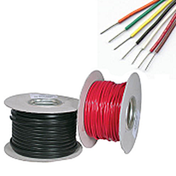 TWA1.5M - 1.5mm 21A Thinwall Cable - Tinned Conductors