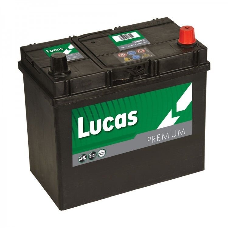 Lucas Premium LP053 Car Battery