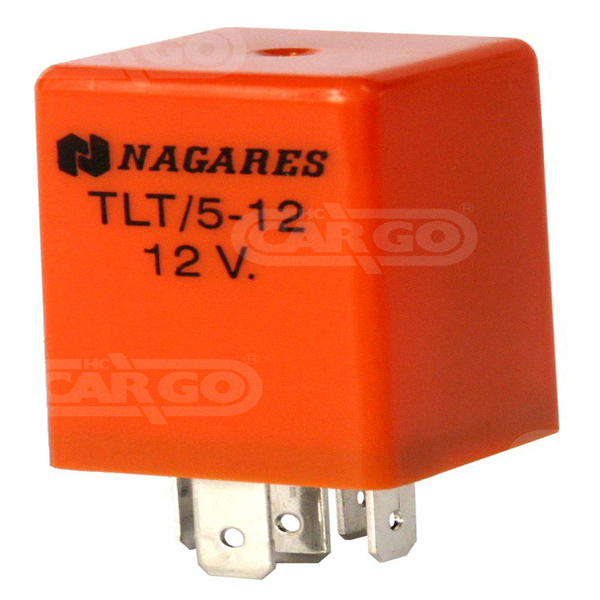 12v Time Delay Relay DeFogger/Heated Rear Screen